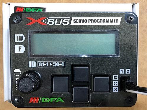 JR/DFA XBus Servo Programer