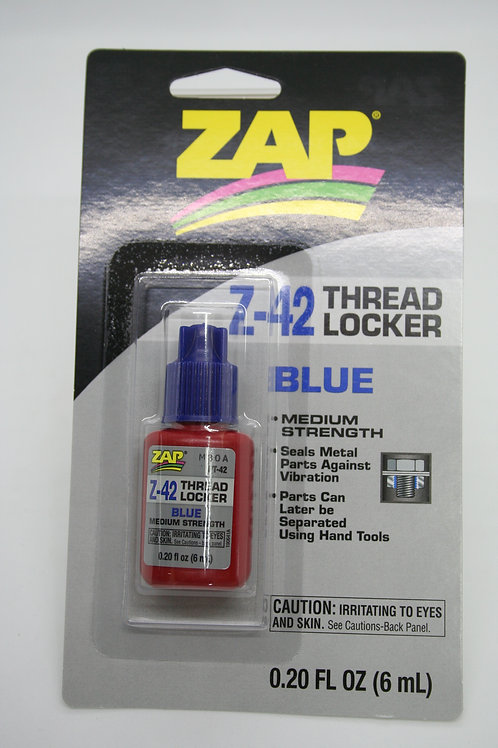 Zap Thread Locker