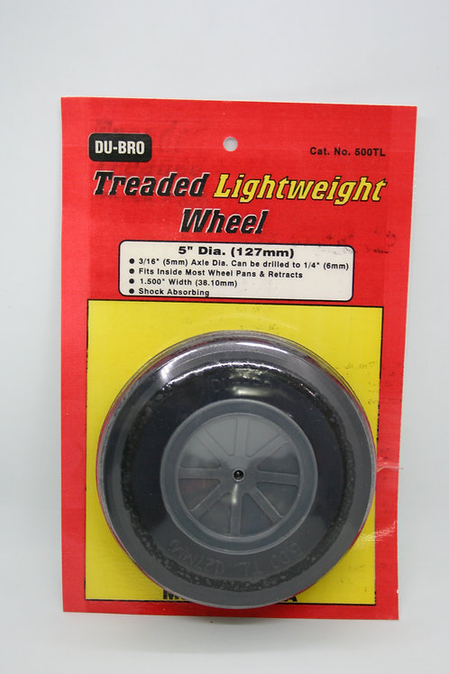 DuBro Treaded Lite Wheel