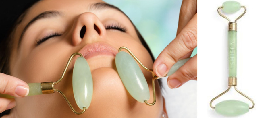 Use and benefits of facial rollers, How to Choose which one is right for you?