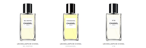 les exclusive de chanel