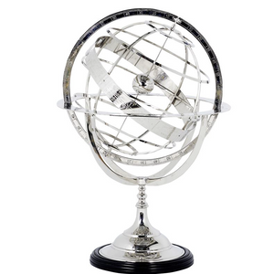 Eichholtz large global ornament