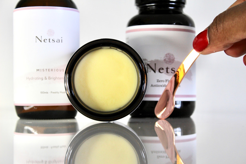 Melts into a silky oil cleanser, it is perfect for all skin types, Always patch test when trying a new product.  You can use it as a makeup remover or as a second cleanse.  My high perfoming formular will help break down the makeup or spf in one go.  Even though we always recommend to follow on with a second cleanse.
