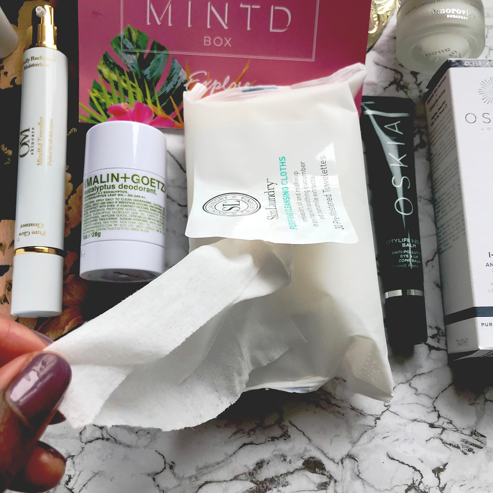 mintd beauty box June 2018