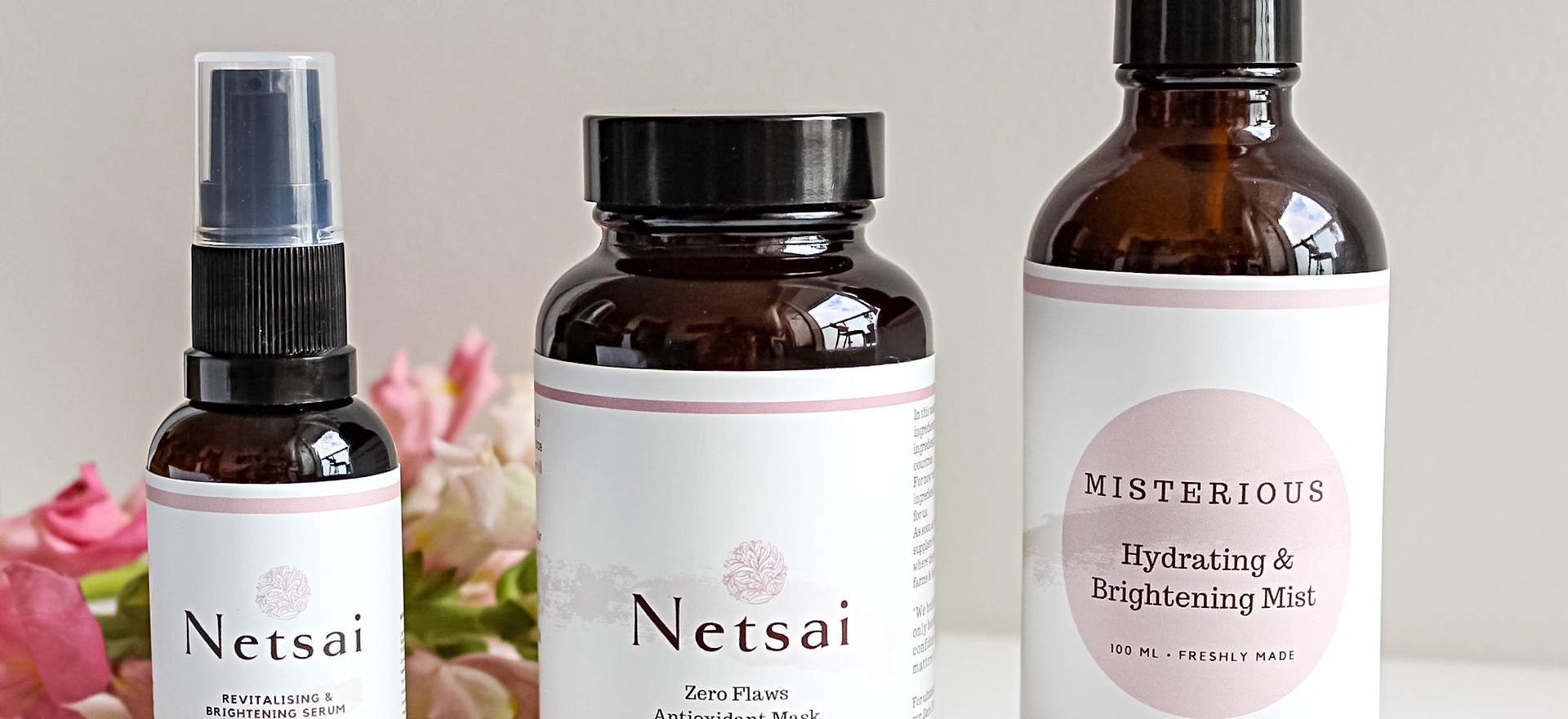 Discover an effortless sustainable way to  care for your skin