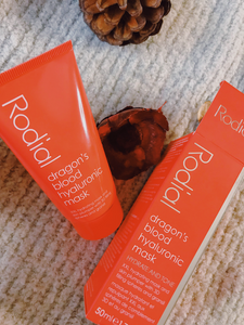Rodial dragons blood hyaluronic mask