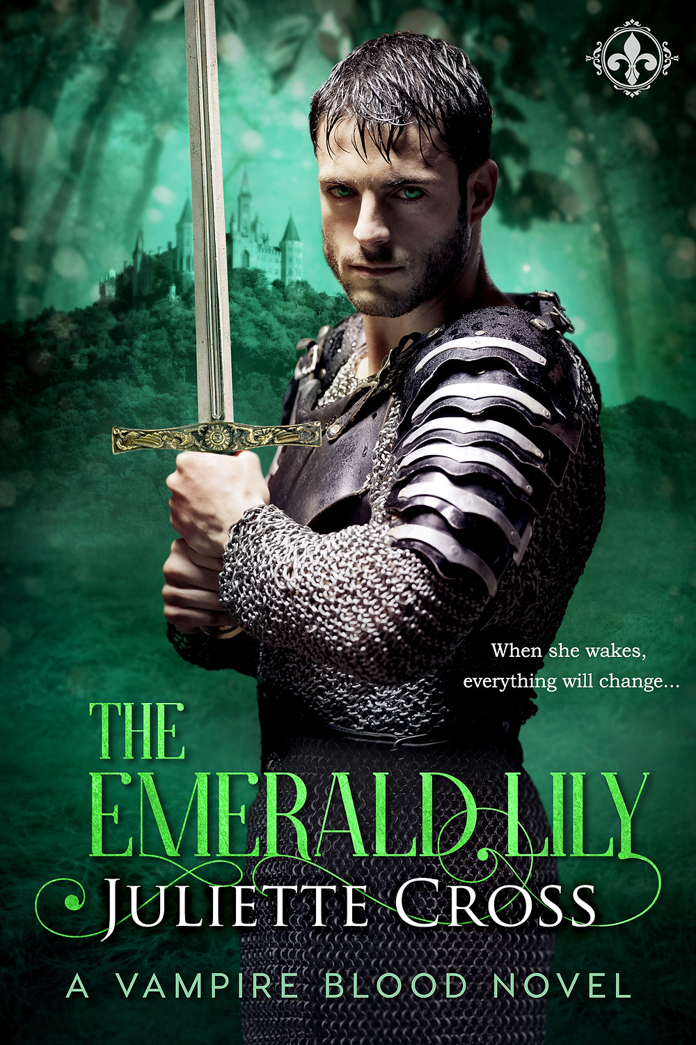 The Emerald Lily Cover