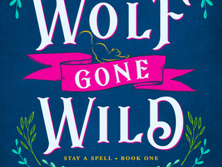 Wolf Gone Wild: First 3 Chapters