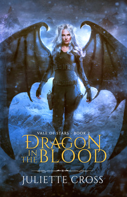 font cover - DRAGON IN THE BLOOD (1)