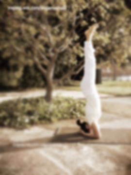 Headstand, Yoga, Singapore Sivananda Yoga Class