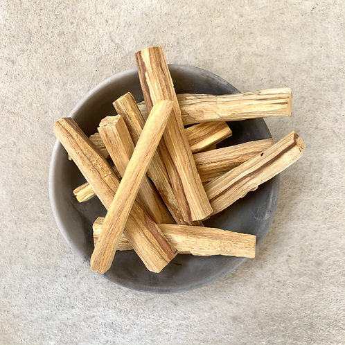 Ethical Palo Santo - Holy Wood Sticks