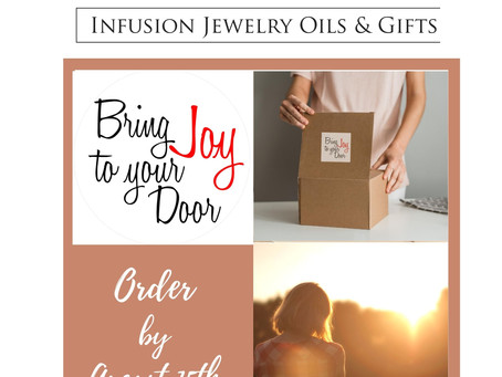 How YOU can bring JOY to the world
