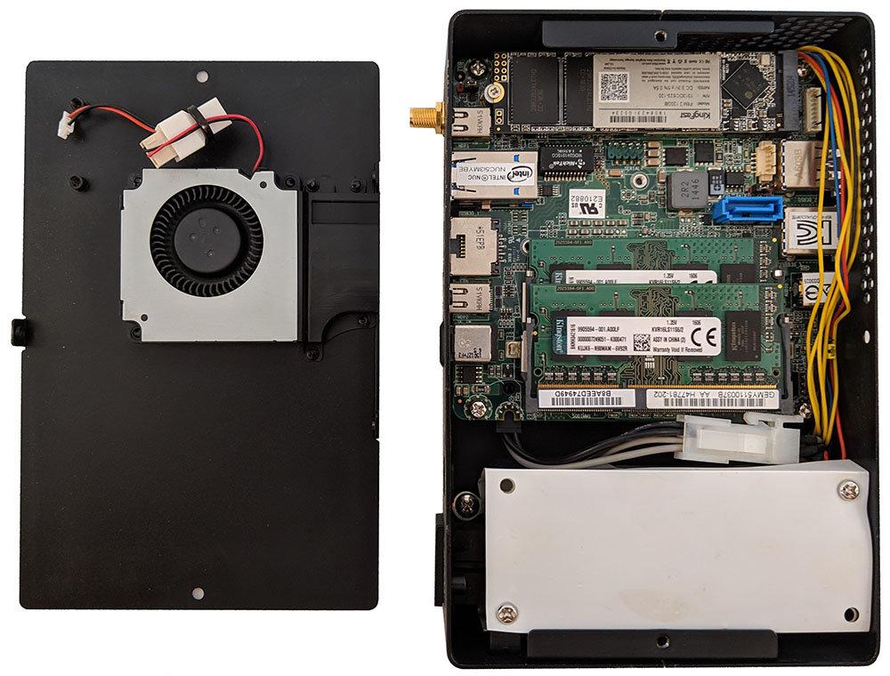 Intel NUC HD Media Box