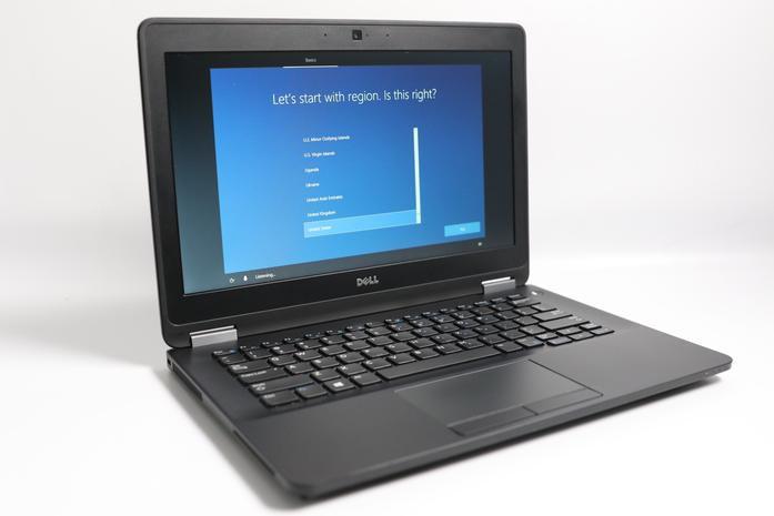 """Dell E7270 12.5"""" Laptop PC"""