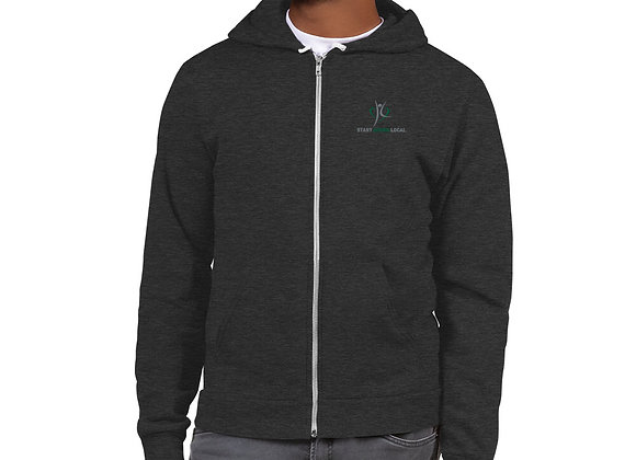 Start Giving Local Charity Hoodie sweater