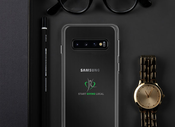 Start Giving Local Charity Samsung Case