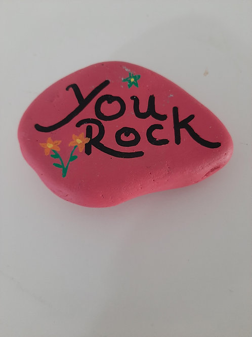 You Rock Decrative stone