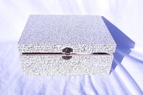 Large Decorative Storage Or Trinket Box