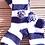 Thumbnail: Big Cosy super-soft lounge socks