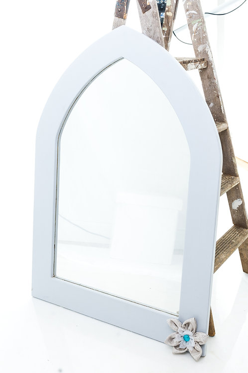 Up-Cycled Mirror