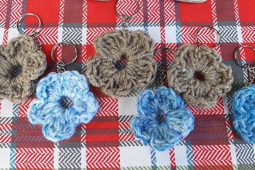 Woolen Keyrings