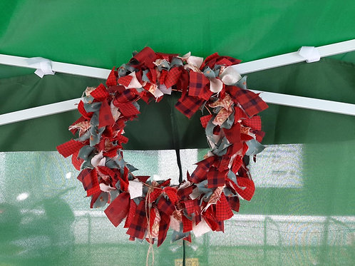 ragged Wreath