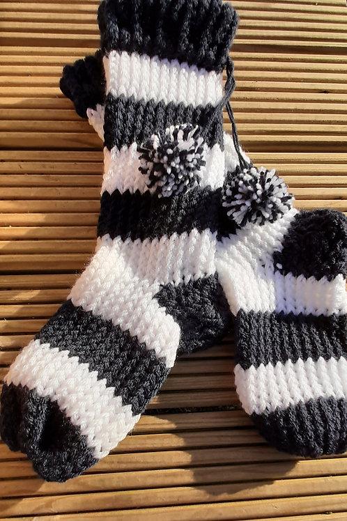 Big Cosy super-soft lounge socks