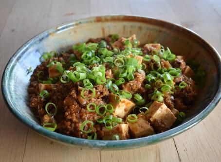 簡単で美味しいベジ麻婆豆腐