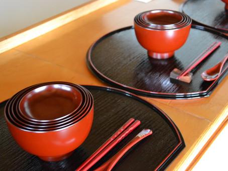 もうすぐ、日本でお料理