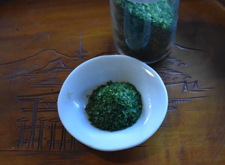 便利な食材 乾物 海藻いろいろ