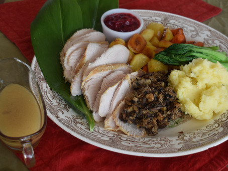 Thanksgiving 感謝と追悼