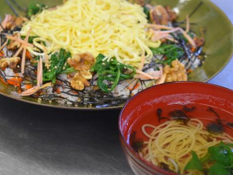 チラシ寿司の具
