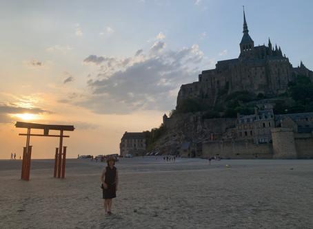 フランス・モン・サン・ミシェルと宮島・厳島神社〜二つの聖地を訪ねて