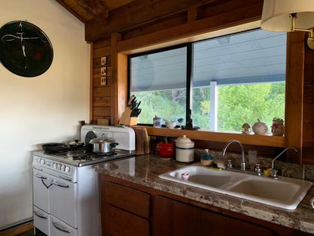 キッチン たべものの保存から収納