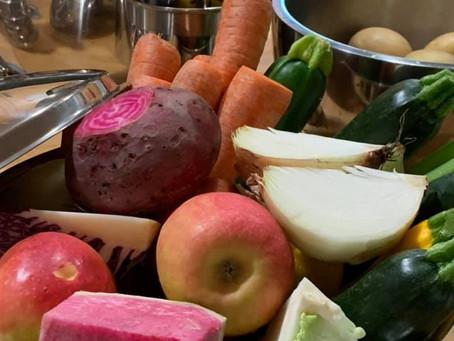 お料理は丁寧に。優れた調理器具をつかっても美味しいとは限らない。