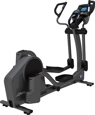 Life Fitness E5 elliptical crosstrainer