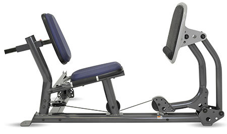 Inspire M2 gym optional leg press