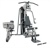 Life fitness G4 Home Gym with Leg press for amazing leg workouts