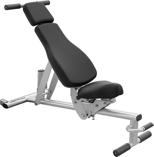 Life Fitness G7 Functional Trainer Gym adjustable bench