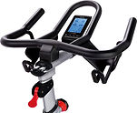 Life Fitness GX spin bike console