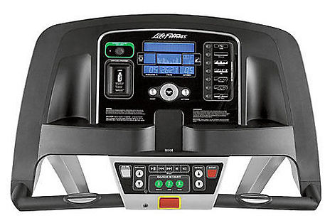 Life Fitness F1 Console