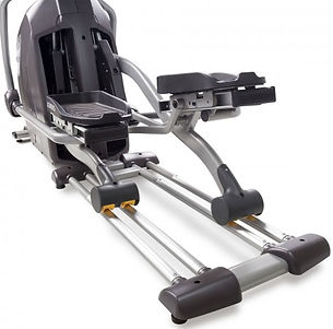 Spirit XE895 Adjustble Stride Elliptical dual rails