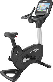 Life Fitnes Platinum Club upright bike