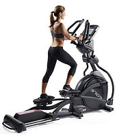Sole E35 Elliptical Crosstrainer Console