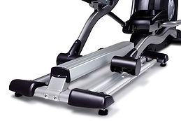 Spirit CE800 ENT elliptical dual rails