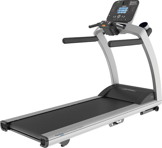 Life Fitness T5 treadmill