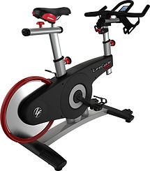 Life Fitness GX spinning bike