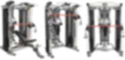 Inspire FT2 Smith Machine and Functional Trainer