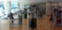 Installation of Matrix commercial fitness equipment in the Litmus Building in Nottingham UK