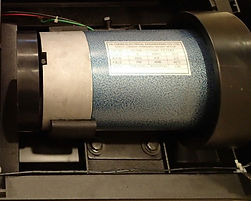 Sole F65 Treadmill Motor